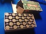 Remington UMC Dogbone Box 45 Colt Full Box - 8 of 9