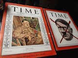 Time Magazine Hitler Cover March 13, 1933 57 Pages