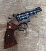 Smith and Wesson Combat Masterpiece (Pre 18) 5 Screw Revolver