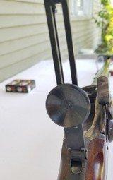 Garrett 50 Cal Sharps Replica Made in Italy By Palmetto - 9 of 15