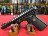 Ruger Mark II 22/45 - 4 of 8