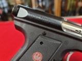 Ruger Mark II 22/45