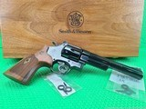 NIB Smith and Wesson Model 29-10, 44 mag, 6.5 in w/presentation case - 2 of 16