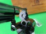 NIB Smith and Wesson Model 29-10, 44 mag, 6.5 in w/presentation case - 4 of 16