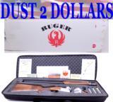 """NIB Ruger Red Label Sporting Clays Edition 12 Ga 28"""" O/U Shotgun NEW IN BOX!"""