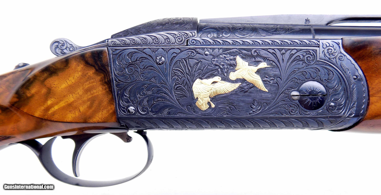 Krieghoff model 32 shotgun