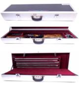 GORGEOUS Custom Krieghoff model 32 San Remo 12 Ga Shotgun 2 Barrels W/410 28 20 Briley Tubes- 13 of 15