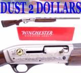 "Winchester Super-X 3 12 Ga 3"" 28"" INV+ Shotgun NWTF National Wild Turkey Federation Edition Boxed"