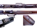 GORGEOUS Massachusetts Arms Co. 1863 2nd Model Maynard Patent Carbine Blue & Case Colored Mint Bore - 6 of 10