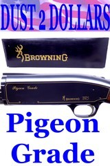 Browning BPS Pigeon Grade 12 Gauge Shotgun It Is Complete and In The Box 26""