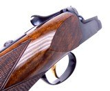 Perazzi MX8B MX8 B 12 Gauge Live Pigeon Over-Under Shotgun EXCELLENT CONDITION In Case Briley Tubes on Top - 9 of 14