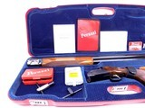 Perazzi MX8B MX8 B 12 Gauge Live Pigeon Over-Under Shotgun EXCELLENT CONDITION In Case Briley Tubes on Top - 3 of 14