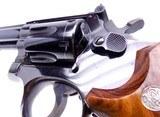 Smith & Wesson K-22 Masterpiece Magnum Rimfire Model 48 No Dash 4-Screw Version .22 Magnum Revolver Mfd 1959 1St Year - 12 of 19
