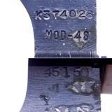 Smith & Wesson K-22 Masterpiece Magnum Rimfire Model 48 No Dash 4-Screw Version .22 Magnum Revolver Mfd 1959 1St Year - 16 of 19