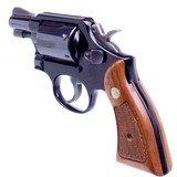 "Pristine Smith & Wesson Model 12-3 Military & Police Airweight 2"" SA/DA.38 Special Revolver Made in 1982 In The Box - 3 of 16"