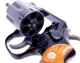 "Pristine Smith & Wesson Model 12-3 Military & Police Airweight 2"" SA/DA.38 Special Revolver Made in 1982 In The Box - 13 of 16"