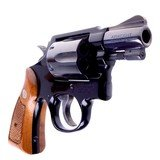 "Pristine Smith & Wesson Model 12-3 Military & Police Airweight 2"" SA/DA.38 Special Revolver Made in 1982 In The Box - 5 of 16"