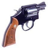 "Pristine Smith & Wesson Model 12-3 Military & Police Airweight 2"" SA/DA.38 Special Revolver Made in 1982 In The Box - 6 of 16"