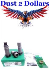 RCBS # 18608 3-Die Roll Crimp Set for the .44 MAGNUM and .44 SPECIAL Caliber Look New With Shell Holder