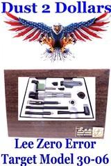 lee loader target model zero error hand loading reloading set for the 30 06 caliber that is complete in the original box!