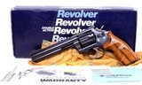 Gorgeous Smith & Wesson Model 17-6 K-22 Masterpiece .22 Long Rifle Revolver With The Box Made Only In 1990 - 20 of 20