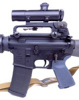 """GORGEOUS ANIB Customized Colt CR6700A4 20"""" AR-15 .223/5.56 With Geissele SSA Trigger Brownells Retro 4X BDC Scope - 13 of 14"""