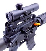 """GORGEOUS ANIB Customized Colt CR6700A4 20"""" AR-15 .223/5.56 With Geissele SSA Trigger Brownells Retro 4X BDC Scope - 3 of 14"""