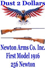 RARE First Model 1916 Newton Rifle from the Newton Arms Co. Inc. chambered in .256 Newton - 1 of 19