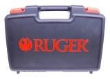 "ANIB Ruger MKIV Semi Automatic .22 Target Pistol with 5.5"" Target Barrel Volquartsen Trigger Sear Kit 5X Magazines - 13 of 15"