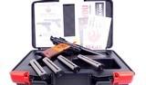 "ANIB Ruger MKIV Semi Automatic .22 Target Pistol with 5.5"" Target Barrel Volquartsen Trigger Sear Kit 5X Magazines - 15 of 15"
