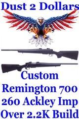 custom-remington-model-700-260-ackley-imp-timney-trigger-h-s-precision-stock-dm-conversion-dies-2x-mags