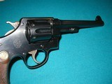 S&W 2ND MODELHE. CANADIAN MILITARY PROOFED.455 1916 W/ FACTORY LETTER - 3 of 13