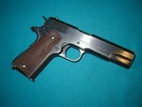 COLT 1941 BLUE RS INSPECTED 1911-A1, BEAUTIFUL HIGH CONDITION