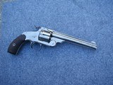 SMITH AND WESSON, # 3 IN EXCELLENT CONDITION