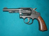 """S&W """"RED LATTER NAVY"""" VICTORY MODEL"""