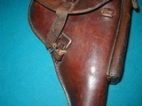 VERY NICE 1939 LUGER HOLSTER - 6 of 10