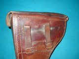 VERY NICE 1939 LUGER HOLSTER - 4 of 10