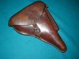 VERY NICE 1939 LUGER HOLSTER - 1 of 10