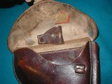 VERY NICE 1939 LUGER HOLSTER - 9 of 10