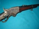 SPECTACULAR SPENCER MODEL 1865,INDIAN WARS SADDLECARBINE - 1 of 16