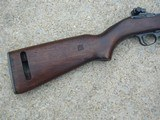 BEAUTIFUL WINCHESTER TYPE 2 1944 M1 CARBINE 100% ORIGINAL AND MATCHING - 4 of 12