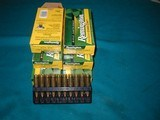 .308 REMINGTON COR-LOKT , 6 BOXES, NEW...THIS IS NICE STUFF - 2 of 3
