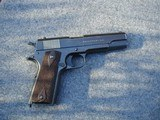 """FANTASTIC COLT 1911 """" NAVY """" RARE, 1918 ISSUE - 3 of 7"""