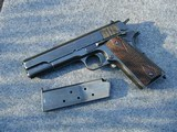 """FANTASTIC COLT 1911 """" NAVY """" RARE, 1918 ISSUE - 1 of 7"""