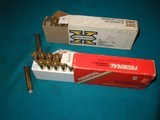 45-70, 2NEW BOXES; FEDERAL AND WINCHESTER, 300 GR. AND 405 GR. HOLLOW POINT - 3 of 3