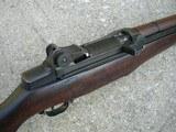 EARLY WW 24-41M1 GARAND, NON IMPORT, NON BRITISH PROOFED