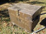 WWII FIELD DESK UNIT MARKED - 10 of 14
