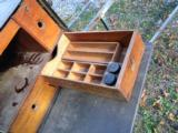WWII FIELD DESK UNIT MARKED - 8 of 14
