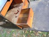 WWII FIELD DESK UNIT MARKED - 7 of 14