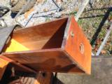 WWII FIELD DESK UNIT MARKED - 9 of 14